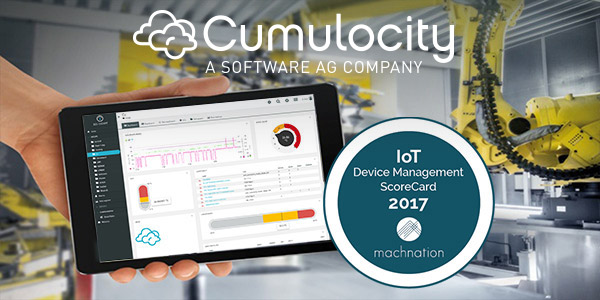 2017 MachNation IoT Device Management ScoreCard