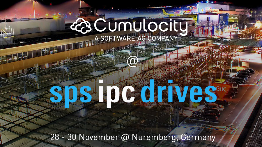 Cumulocity @ SPS IPC Drives, Nuremberg